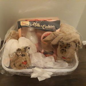 Hand Crafted Animal Towel and Bath set